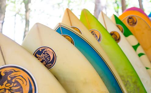Surfcamp Punta Rocas